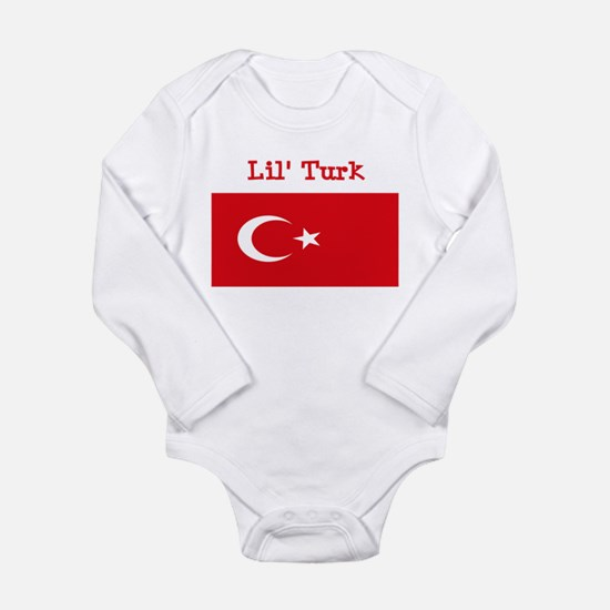 Turk Infant Bodysuit Body Suit