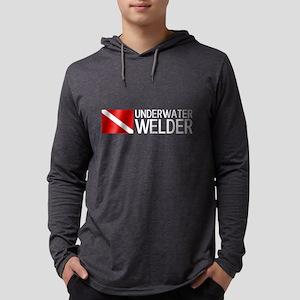 Welding: Underwat Long Sleeve T-Shirt