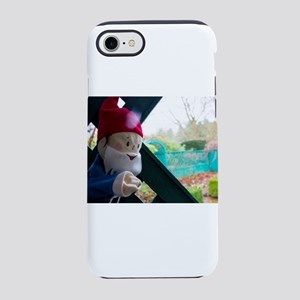 Gnome Peek iPhone 8/7 Tough Case