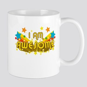 I am AWESOME Mugs