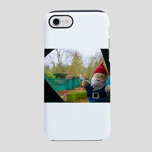Lattice Garden Gnome iPhone 8/7 Tough Case