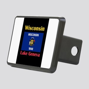 Lake Geneva Wisconsin Hitch Cover