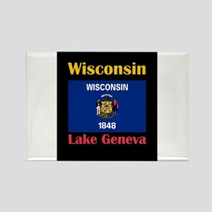 Lake Geneva Wisconsin Magnets