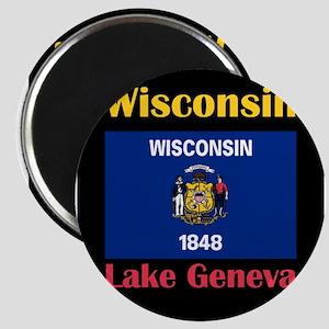 Lake Geneva Wisconsin Magnets