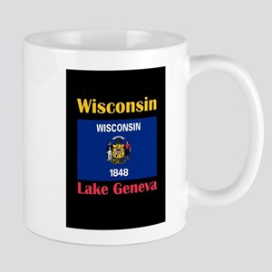 Lake Geneva Wisconsin Mugs
