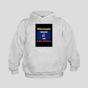 Lake Geneva Wisconsin Sweatshirt