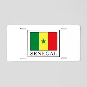 Senegal Aluminum License Plate