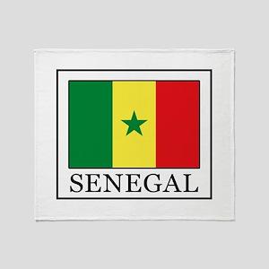 Senegal Throw Blanket