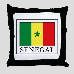 Senegal Throw Pillow