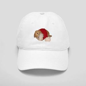 """""""Xmas Bunny 1"""" Cap"""