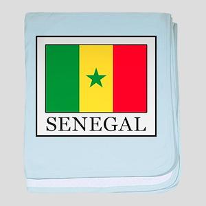Senegal baby blanket