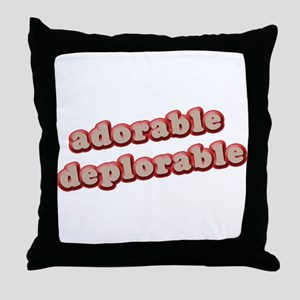 AD Throw Pillow