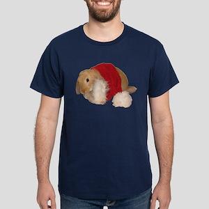 """""""Xmas Bunny 1"""" Dark T-Shirt"""