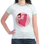 Monkey Love Jr. Ringer T-Shirt
