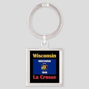 La Crosse Wisconsin Keychains