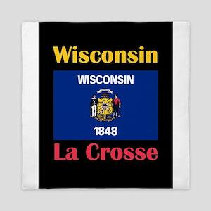 La Crosse Wisconsin Queen Duvet