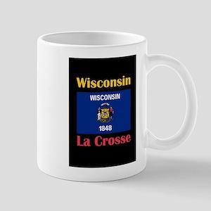 La Crosse Wisconsin Mugs