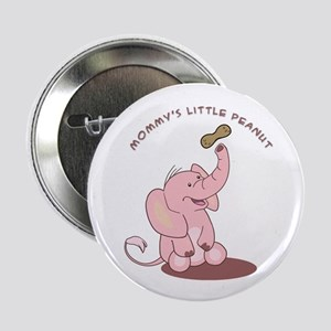 "Mommy's Little Peanut 2.25"" Button"