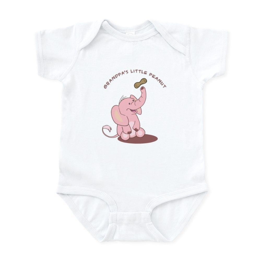 CafePress-Grandpa-039-s-Little-Peanut-Infant-Bodysuit-Baby-Bodysuit-199363280 thumbnail 11