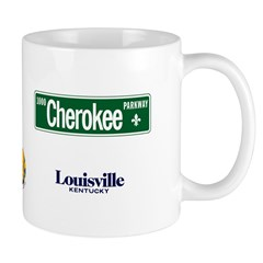 Cherokee Parkway mug