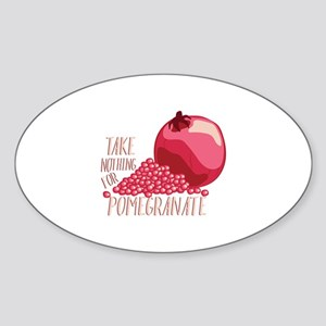 For Pomegranate Sticker