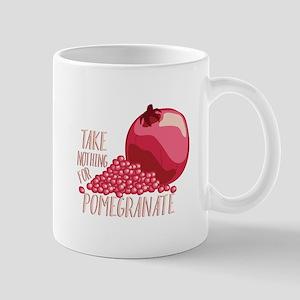 For Pomegranate Mugs