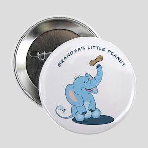 "Grandma's little peanut 2.25"" Button"