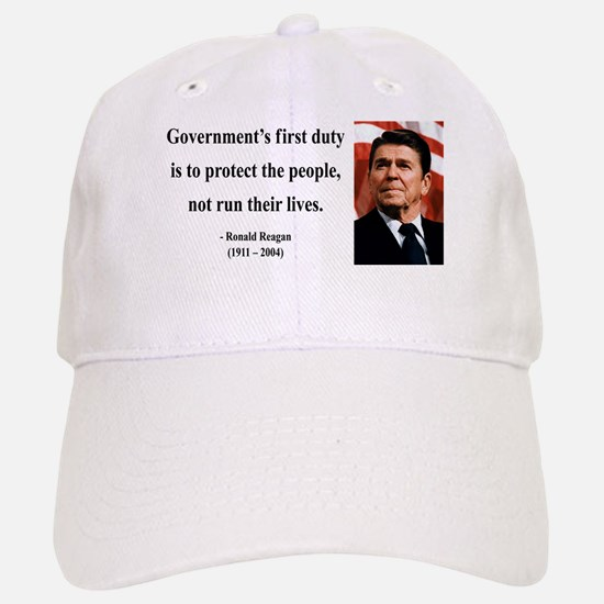 Ronald Reagan 2 Baseball Baseball Cap