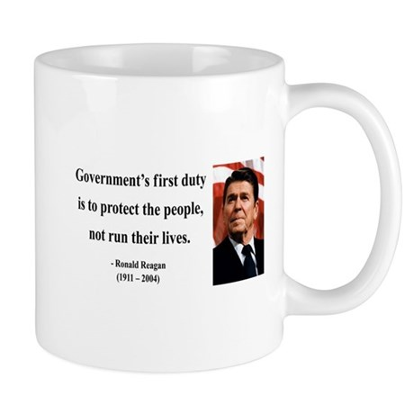 Ronald Reagan 2 Mug