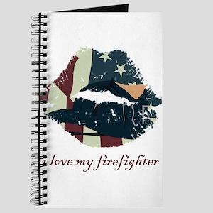 Firefighter Kiss Journal