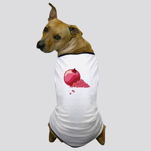 Pomegranate Dog T-Shirt