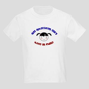 ALL AMERICAN GIRL Kids Light T-Shirt