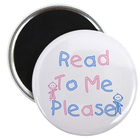 Read to Me Babies Magnet