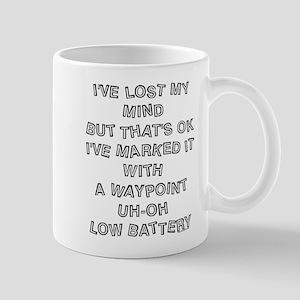 Geocacher Lost Mind Mug