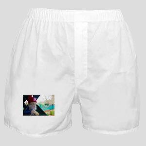 Gnome Peek Boxer Shorts
