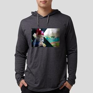 Gnome Peek Long Sleeve T-Shirt
