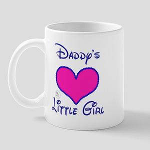 Daddy's Little Girl Mug