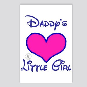 Daddy's Little Girl Postcards (Package of 8)