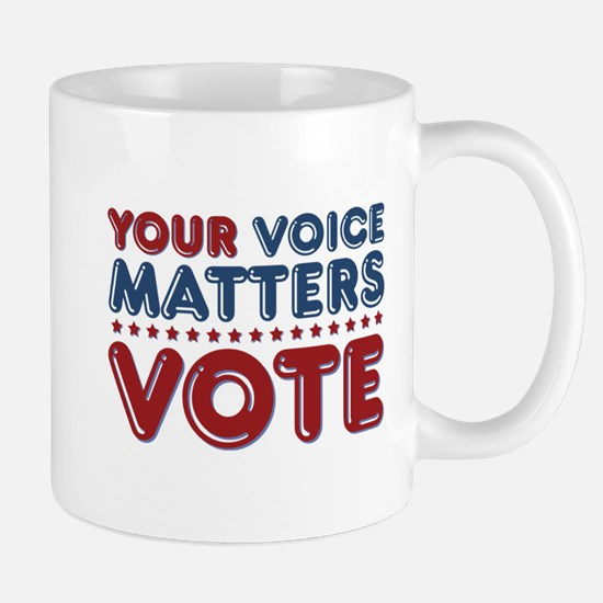 Your Voice Matters Mug