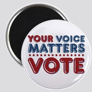 Your Voice Matters Magnet