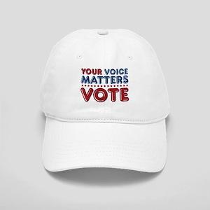 Your Voice Matters Cap