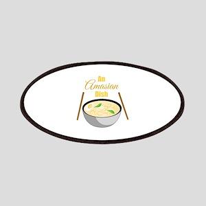 Amasian Dish Patch
