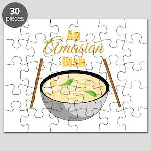 Amasian Dish Puzzle
