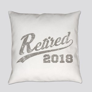Retired 2018 Vintage Everyday Pillow