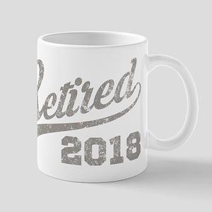 Retired 2018 Vintage Mugs