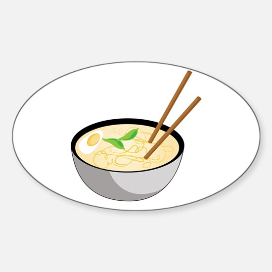 Pho Soup Decal