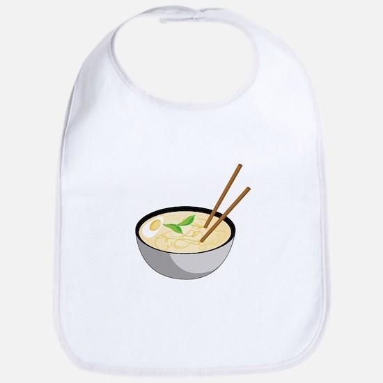 Pho Soup Bib