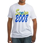 Senior 2008 Fitted T-Shirt