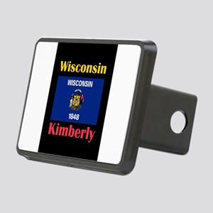 Kimberly Wisconsin Hitch Cover