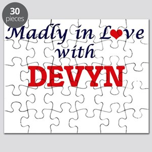 Madly in love with Devyn Puzzle